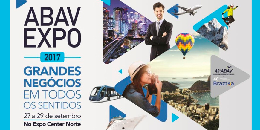 ABAV EXPO 2017- Argo Solutions - Simplifying your journey