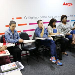 Primeira turma Argo School - Argo Solutions - Simplifying your journey