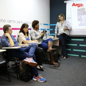 Primeira turma Argo School - Argo Solutions - Simplifying your journey