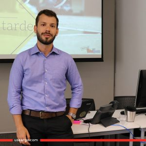 Gabriel Barreiros, COO - Argo Solutions - Simplifying your journey