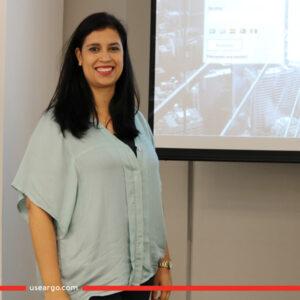 Núbia Carolina Duarte Cardoso, gerente de compras da Souza Cruz - Argo Solutions - Simplifying your journey