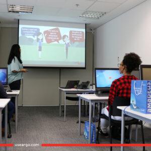 2ª Turma Argo School - Argo Solutions - Simplifying your journey