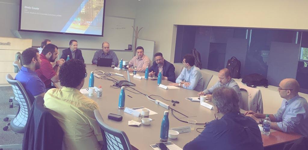 CTO da Argo participa de evento no EBC da Microsoft - Argo Solutions - Simplifying your journey