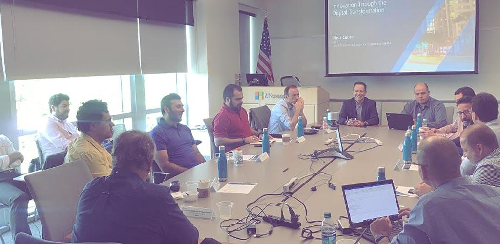 CTO da Argo participa de evento no EBC da Microsoft