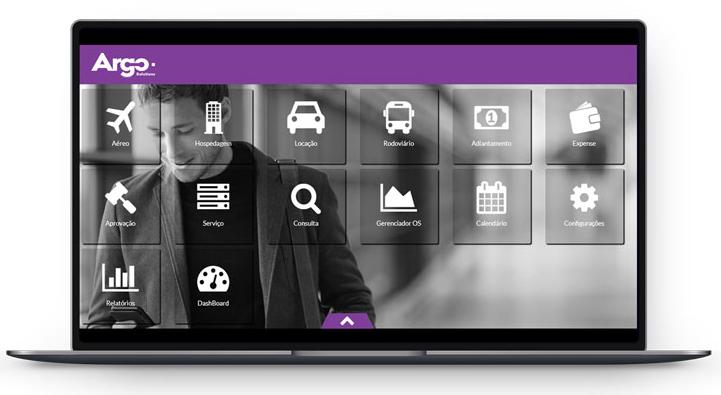 Solicite uma apresentação Argo - Argo Solutions - Simplifying your journey