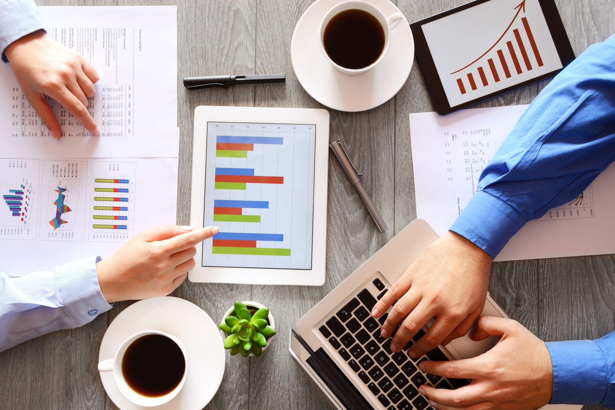 Relatórios financeiros - Argo Solutions - Simplifying your journey