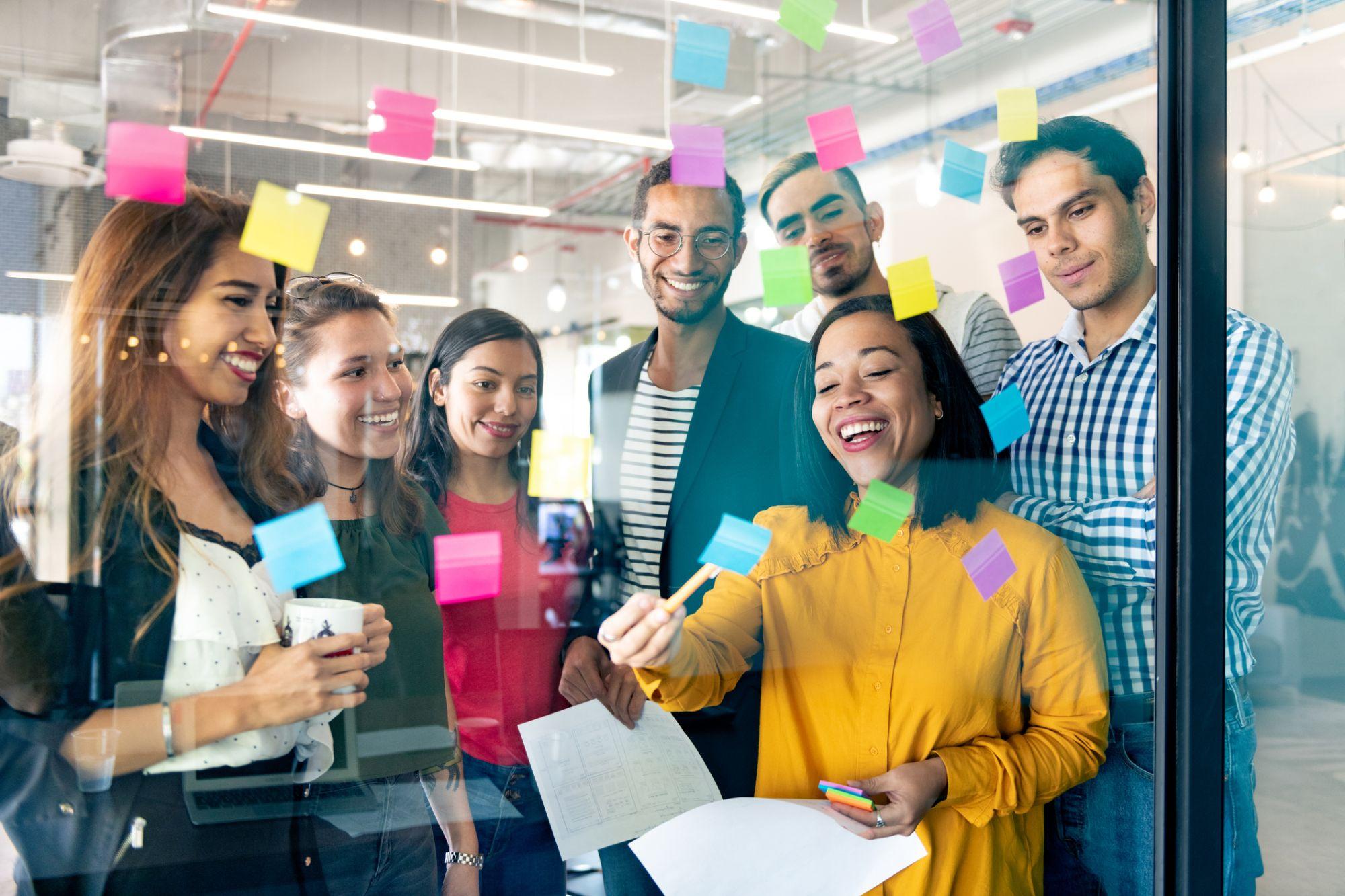 Criatividade no trabalho - Argo Solutions - Simplifying your journey