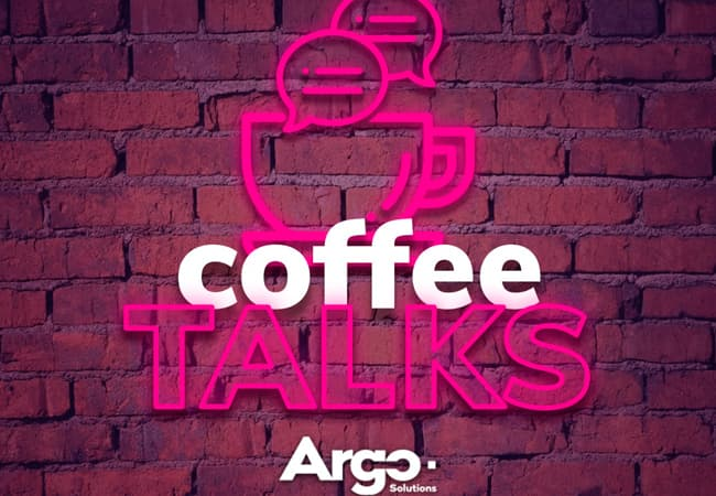 Podcast Coffee Talks Argo Solutions