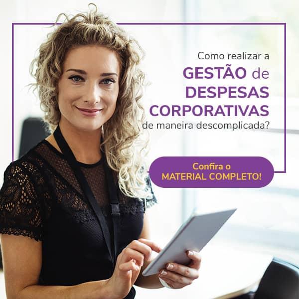 Banner E-book Gestão de Despesas Corporativas