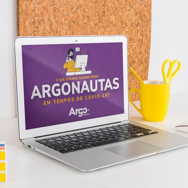 O que estamos fazendo pelos Argonautas