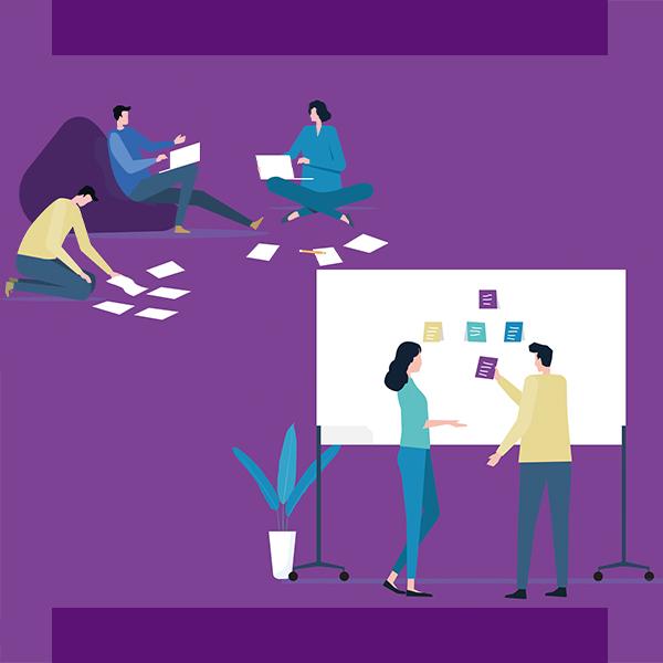 Infográfico - Como tirar ideias do papel