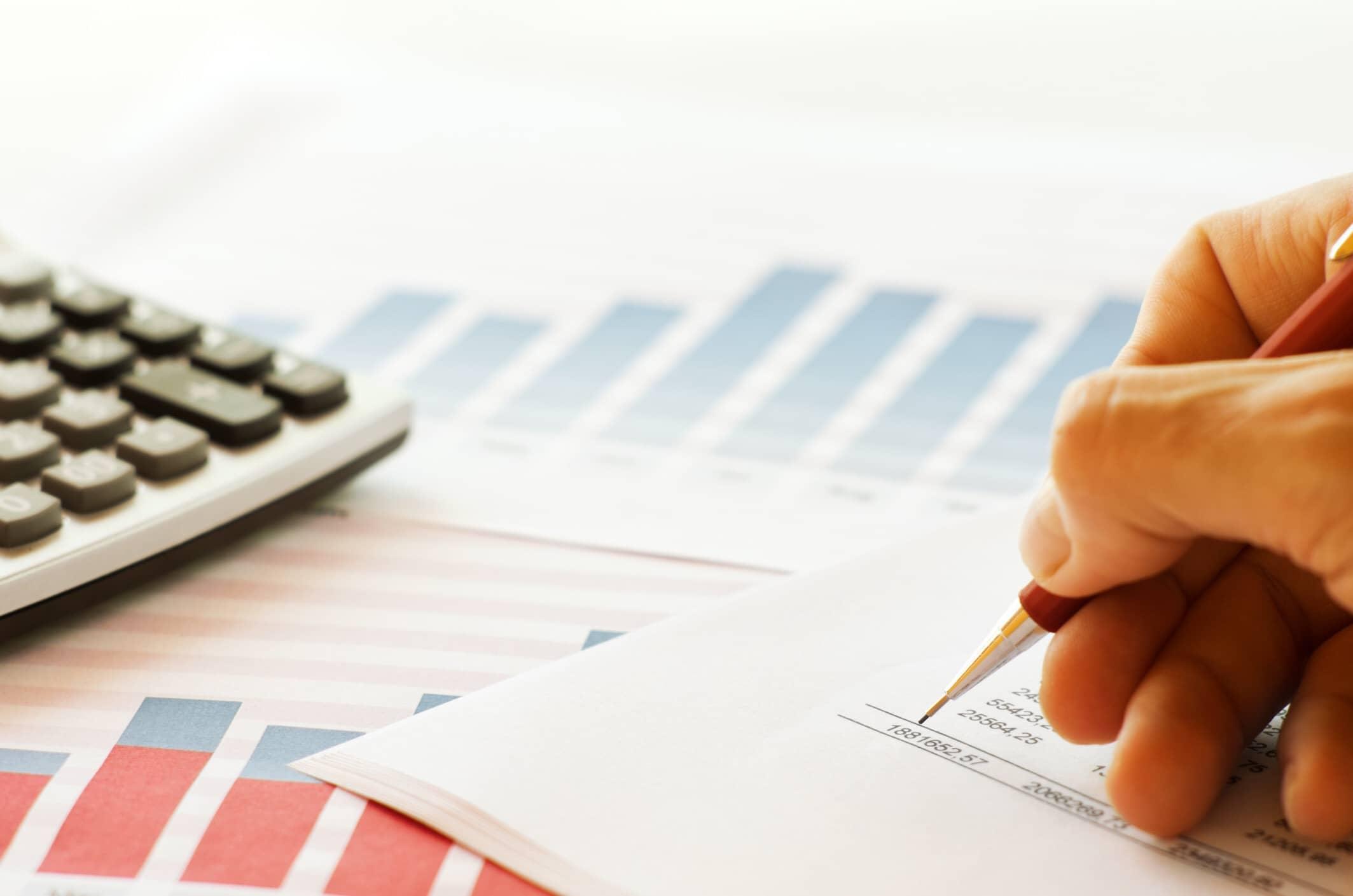 5 principais métricas financeiras para a sua empresa acompanhar