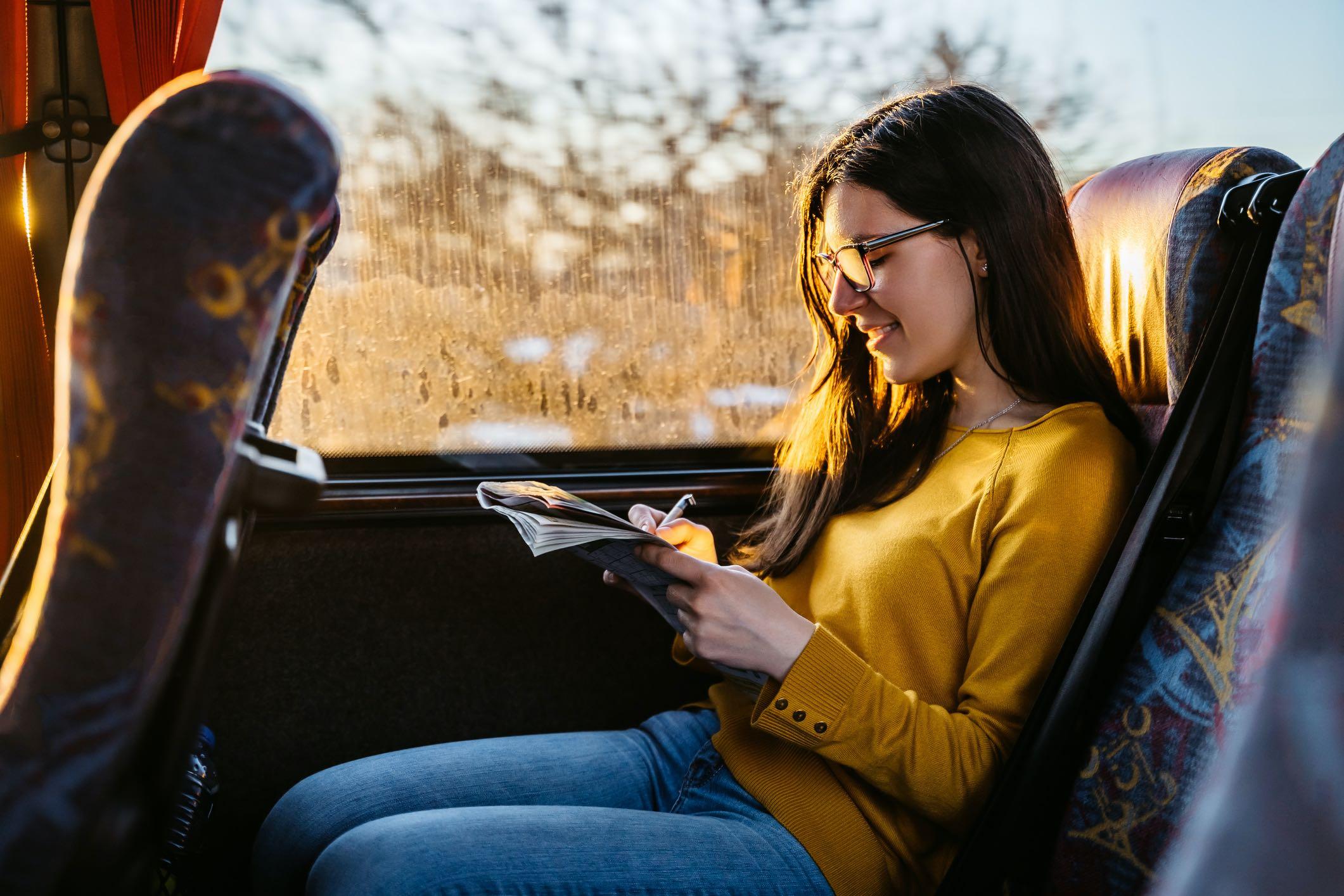 Confira as vantagens de realizar uma viagem a trabalho de ônibus!